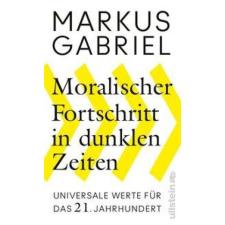 Moralischer Fortschritt in dunklen Zeiten idegen nyelvű könyv