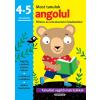 - MOST TANULOK ANGOLUL (4-5 ÉVESEKNEK)