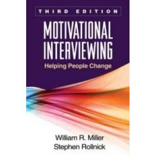 Motivational Interviewing – William R Miller idegen nyelvű könyv