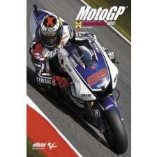 MotoGP Season Review – Julian Ryder idegen nyelvű könyv