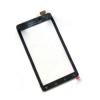 Motorola ME722 Milestone 2 gyári érintőpanel, érintőképernyő fekete
