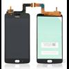Motorola Moto G5 kompatibilis LCD modul, OEM jellegű, fekete