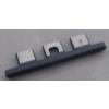Motorola XT1092 Moto X 2nd hangerőállító gomb sötétkék*