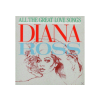 MOTOWN Diana Ross - All The Great Love Songs (Cd)