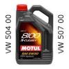 Motul 8100 X-clean + 5W-30 motorolaj 5L