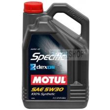 Motul Specific dexos2 5W30 5 L motorolaj motorolaj