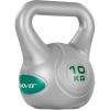 MOVIT Kettlebell súlyzó 10 kg MOVIT - szürke