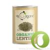 Mr.Organic Bio Zöld Lencse 400 g