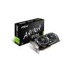 MSI Gaming Graphics Card MSI VGA NVIDIA GTX 1080 Ti ARMOR OC 11 GB DDR5