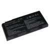 MSI GX660 6600 mAh 9 cella fekete notebook/laptop akku/akkumulátor utángyártott