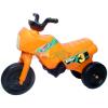 Műanyag motor kicsi - narancssárga