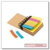 Multi memo kicsi gyűrűs iratgyűjtő színes öntapadós jegyzettömbökkel