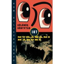Murakami Haruki HARUKI, MURAKAMI - KÜLÖNÖS KÖNYVTÁR regény