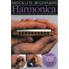 Music Sales Absolute Beginners: Harmonica Compact Edition