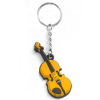 Musician Designer Music Key Chain Violin