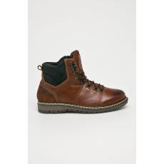 Mustang - Magasszárú cipő - barna - 1437611-barna