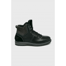 Mustang - Magasszárú cipő - fekete - 1432977-fekete
