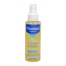 Mustela Bébé Baby Oil masszázs készítmény 100 ml gyermekeknek szaunaparfüm