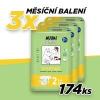 MUUMI BABY MINI 3-6kg size 2 - 174 db