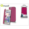 Muvit Apple iPhone 6 Plus/6S Plus flipes tok - Muvit Slim Folio - pink