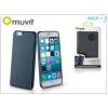 Muvit Apple iPhone 6 Plus/6S Plus hátlap - Muvit miniGel - blue