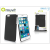 Muvit Apple iPhone 6 Plus/6S Plus hátlap - Muvit Soft Back - black