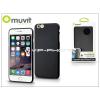 Muvit Apple iPhone 6 Plus/6S Plus hátlap - Muvit ThinGel - black