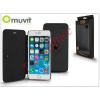 Muvit Apple iPhone 6 Plus flipes tok - Muvit Converse Booklet - black