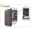 Muvit Apple iPhone 6 Plus hátlap - Muvit Back Thin Case - black