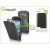 Muvit Samsung i8260 Galaxy Core flipes tok képernyővédő fóliával - Muvit Slim - black