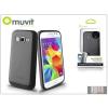 Muvit Samsung SM-G360F Galaxy Core Prime hátlap - Muvit miniGel - black