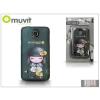 Muvit Samsung SM-G900 Galaxy S5 hátlap - Muvit Kimmidoll Tsuki