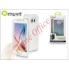 Muvit Samsung SM-G920 Galaxy S6 flipes tok - Muvit Window Folio - white
