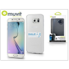Muvit Samsung SM-G928 Galaxy S6 Edge Plus hátlap - Muvit ThinGel - transparent