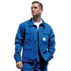 MV savvédő kabát 44-66 méretek  királykék
