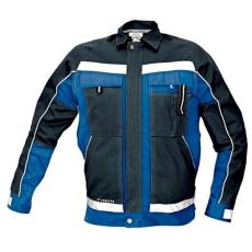 MV STANMORE sötétkék/világoskék kabát  (MÉRETEK: 48-64)