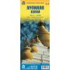 Myanmar térkép - ITM