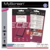 MyScreenProtector Xiaomi Redmi 3s MYSCREEN CRYSTAL EasyCLEAN kijelzővédő fólia (1 db)
