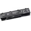 N45E Series 4400 mAh 6 cella fekete notebook/laptop akku/akkumulátor utángyártott