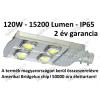 N/A 120W utcai LED lámpa 15200 Lumen IP65 2 ÉV garancia MAGYAR TERMÉK