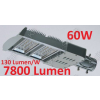 N/A 60W utcai LED lámpa 7800 Lumen IP65 2 ÉV garancia Magyarországon összeszerelt termék