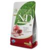 N&D Cat Grain Free Csirke & Gránátalma Kitten 300g