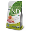 N&D Cat Grain Free Vaddisznó & Alma Adult 5kg