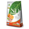 N&D Dog Grain Free Hal & Narancs Adult Mini 7kg