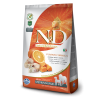 N&D Dog Grain Free Tõkehal&Narancs Sütõtökkel Adult Medium/Maxi 2x12kg