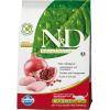 N&D Cat Grain Free csirke&gránátalma ivartalanított 300g