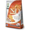 N&D Dog Grain Free Adult Medium/Maxi sütőtök, tőkehal & narancs (2 x 12 kg) 24kg