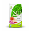 N&D Dog Grain Free vaddisznó&alma adult medium 2,5kg