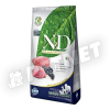 N&D Grain Free Adult Bárány Áfonya 2,5kg