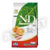 N&D Grain Free Cat Adult Tőkehal Narancs 1,5kg